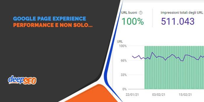 Google Page Experience… che cambiamenti ci saranno?